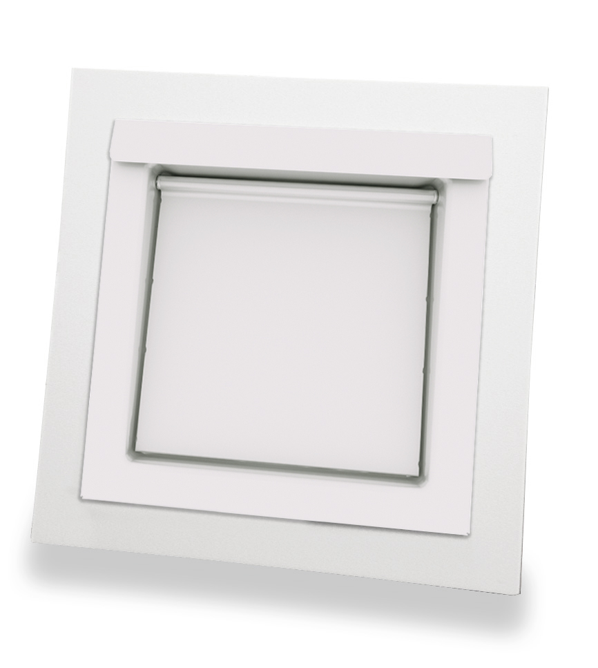 Block Mounted Wall Vent
